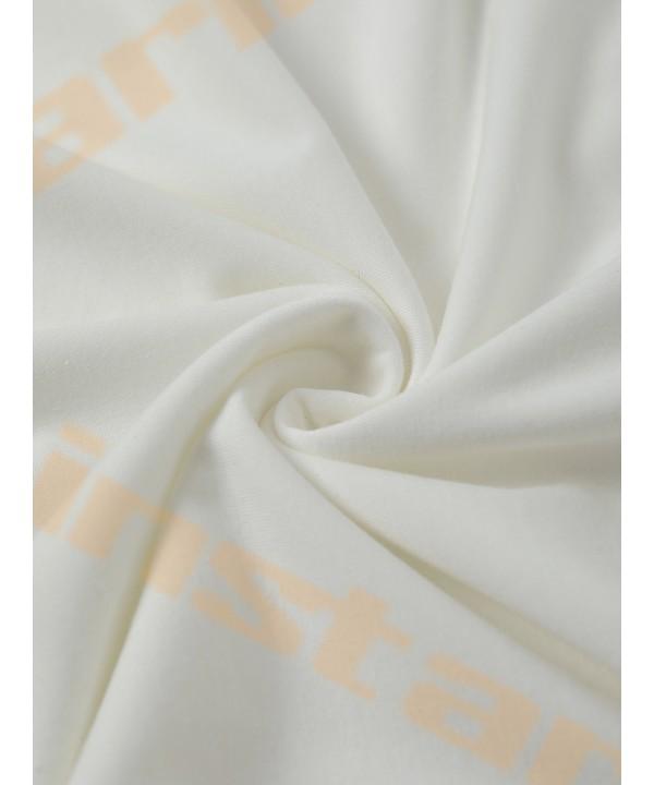 White colored round Sweatshirt