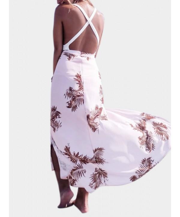 Zigzag Print Slit Skirt
